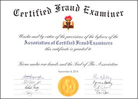 Curso intensivo de preparación en español para el examen de certificación como CFE (Certified Fraud Examiner)